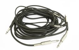 Cable Royalty Free Stock Photo