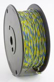 Cable. A roll of cable for telephony Stock Image