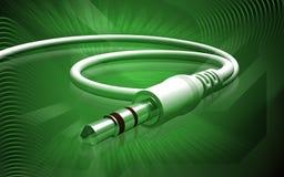 Cable Imagen de archivo
