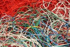 Cable Foto de archivo libre de regalías