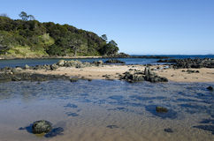 Cable Bay in Northland New Zealand Stock Images