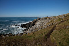 Cable bay point. Royalty Free Stock Images
