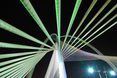 Free Cable Bridge Stock Photography - 5987682