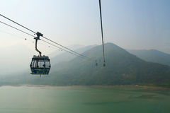 Free Cable Car Stock Photography - 17490702