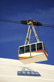 Cable car Royalty Free Stock Photography