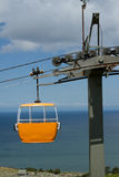 Cable car. Stock Photos