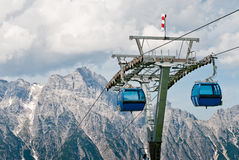 Cable-car Stock Photography