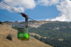 Cable car Royalty Free Stock Photos