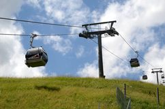 Cable car Stock Photos