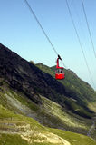 Cable-car Royalty Free Stock Photo