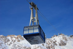 Cable-car Royalty Free Stock Image
