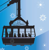 Cable Car, Royalty Free Stock Image
