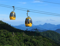 Free Cable Car Royalty Free Stock Image - 43527626
