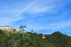 Free Cable Car Stock Photography - 43527742