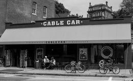 Cable Car Cinema, South Main Street, Providence, RI. Stock Photo