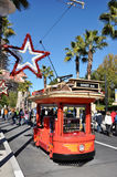 Cable Car in Disney Hollywood Orlando Stock Images