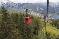 Cable Car Gondola Stock Photography