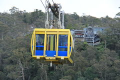 Cable car of Katoomba Scenic World royalty free stock photos