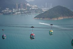 Cable car stock images