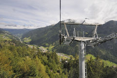 Cable Car Pole Stock Images