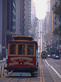 Cable Car of San Francisco. This is the Cable Car of San Francisco royalty free stock images