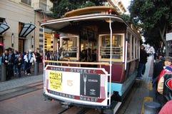 Cable Car in San Francisco, California Stock Image