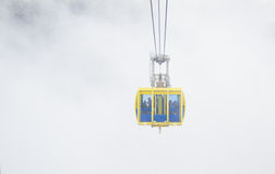 Cable Car Stock Photo