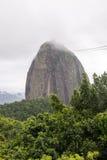 Cable car to Sugar Loaf - Rio de Janeiro Stock Photography