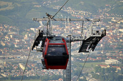 Cable Cars Royalty Free Stock Images