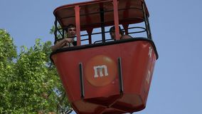 Cable Cars, Mass Transit, Public Transportation stock video footage