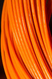 Cable coated with protective sheath Royalty Free Stock Photo