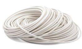 Cable coaxial Imagenes de archivo