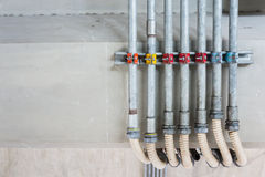 Cable Conduit Stock Images