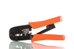 Cable Crimper Royalty Free Stock Photo