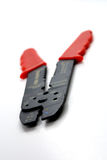 Cable cutters Royalty Free Stock Photography
