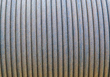 Cable de acero Imagen de archivo