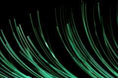Cable de la red para los sistemas de comunicación de datos Fotografía de archivo