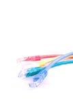 Cable de la red - remiendo-cordón foto de archivo libre de regalías