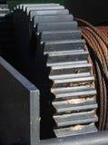 Cable del engranaje Foto de archivo
