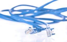 Cable del Internet Imagenes de archivo