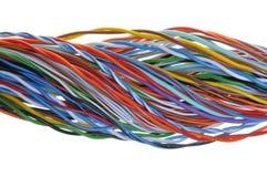 Cable del remolino Imagenes de archivo