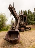 Cable Excavator Royalty Free Stock Photos