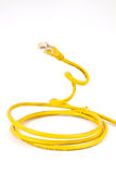 Cable Internet Royalty Free Stock Photography