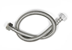 Cable metal hose Stock Images