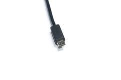 Cable Micro-USB Fotos de archivo