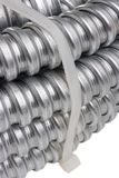 Cable protection conduit Royalty Free Stock Image