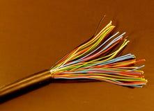 cable telefon Zdjęcie Stock