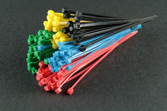 Cable tie Royalty Free Stock Image