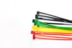 Cable tie Royalty Free Stock Images