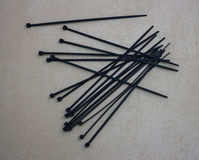 Cable ties Stock Photography
